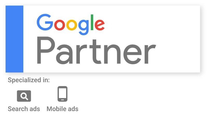 BananByrån är nu Google Partner